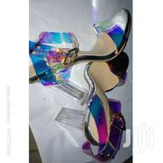 Transparent Block Heel | Shoes for sale in Greater Accra, Accra Metropolitan