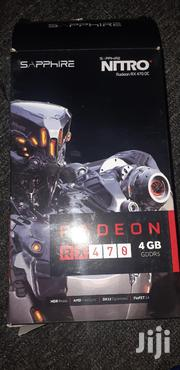 RX 470 4gb   Computer Hardware for sale in Greater Accra, North Kaneshie
