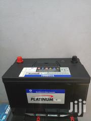 Car Battery 17 Plate/90ah (Platinum) | Vehicle Parts & Accessories for sale in Greater Accra, Roman Ridge