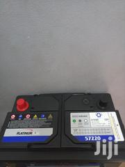 Car Battery 15plate (Platinum) | Vehicle Parts & Accessories for sale in Greater Accra, Sempe New Town