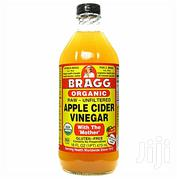 Bragg Organic Apple Cider Vinegar Small Size | Vitamins & Supplements for sale in Greater Accra, Tema Metropolitan