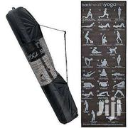 Gym Matt Yoga Design Mat Pad | Sports Equipment for sale in Greater Accra, Adenta Municipal