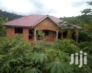 70×100 Plot Of Land With 2 Bedroom Uncompleted House. | Land & Plots For Sale for sale in Greater Accra, Ga West Municipal