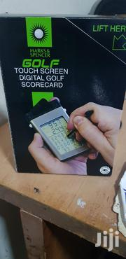 Golf Touch Screen Digital Score Card | Sports Equipment for sale in Greater Accra, Abossey Okai