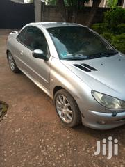 Peugeot 206 2010 2.0 Coupe Cabriolet Silver | Cars for sale in Greater Accra, Achimota