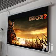 100 Inch Remote Projector Screen | TV & DVD Equipment for sale in Greater Accra, East Legon