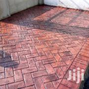 Stamped Floors And Walls | Building & Trades Services for sale in Greater Accra, Accra Metropolitan
