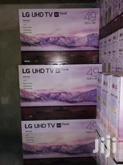 New LG Smart Satellite 4K Tv 50 Inches | TV & DVD Equipment for sale in Greater Accra, Adenta Municipal