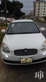 Hyundai Accent 2010 GS Automatic White | Cars for sale in Greater Accra, Dansoman
