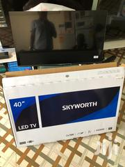 43INCH SKYWORTH Edgeless Tvs | TV & DVD Equipment for sale in Ashanti, Kumasi Metropolitan