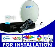 DSTV Full Installation KIT With Free One Month Access Subscription | TV & DVD Equipment for sale in Greater Accra, Achimota