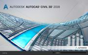 Autodesk Autocad Civil 3D 2018 For Win | Computer Software for sale in Ashanti, Kumasi Metropolitan