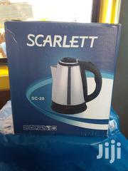 Brand New Scarlett Electric Heat Kettle For Sale | Kitchen Appliances for sale in Greater Accra, Dansoman