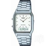 Mens Casio Classic Alarm Chronograph Watch Read | Watches for sale in Ashanti, Kumasi Metropolitan