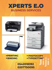 Handout Photocopy,Printing And More | Automotive Services for sale in Ashanti, Kumasi Metropolitan