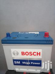 Original Bosch Car Battery 15 Plates | Vehicle Parts & Accessories for sale in Greater Accra, Cantonments