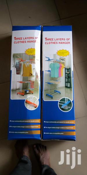 Three Layers Clothes Hanger
