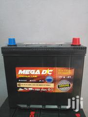 Mega DC Car Battery 11 Plates | Vehicle Parts & Accessories for sale in Greater Accra, Akweteyman