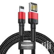 Baseus Cafule Lightning Cable | Accessories for Mobile Phones & Tablets for sale in Greater Accra, Ga East Municipal