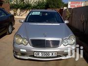 Mercedes-Benz C200 2003 Silver | Cars for sale in Greater Accra, Mataheko