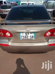 Toyota Corolla 2012 Gold | Cars for sale in Greater Accra, Teshie-Nungua Estates