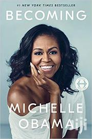Becoming Michelle Obama. (Used) | Books & Games for sale in Greater Accra, Odorkor