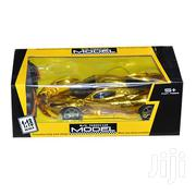 Gold Plated Racing Car With Remote Control | Toys for sale in Greater Accra, Accra Metropolitan