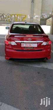 Toyota Corolla 2009 1.6 Advanced m-mt Red | Cars for sale in Brong Ahafo, Jaman North