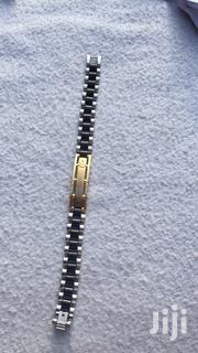 Rolex Black/Gold Bracelet | Jewelry for sale in Greater Accra, Adenta Municipal