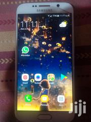 Samsung Galaxy S6 32 GB White   Mobile Phones for sale in Brong Ahafo, Nkoranza South