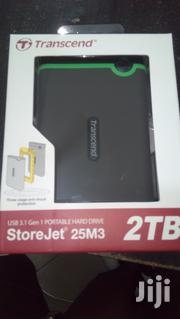 Transcend 2tb 3.0 USB Hard Drives   Computer Hardware for sale in Greater Accra, Asylum Down