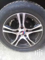 BMW Car Rim With Tyres | Vehicle Parts & Accessories for sale in Greater Accra, Osu