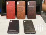 Leather Back Case With Card Slot | Accessories for Mobile Phones & Tablets for sale in Greater Accra, Ga East Municipal
