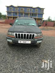Jeep Grand Cherokee 2004 Freedom 4x4 Black | Cars for sale in Greater Accra, Ga South Municipal