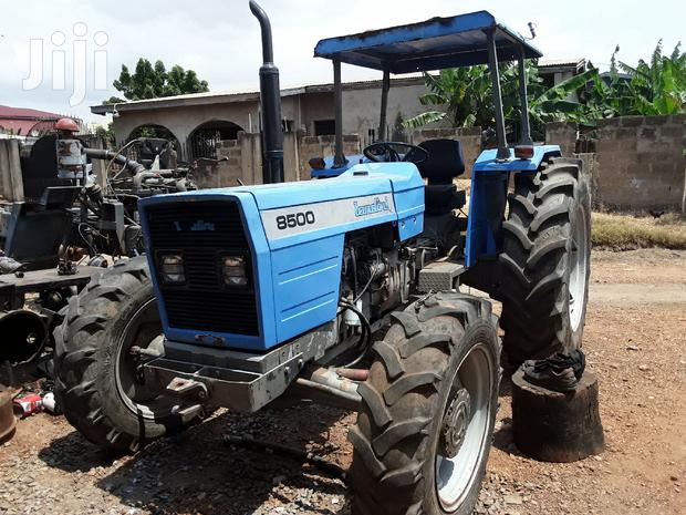 Archive: Unregistered Tractor