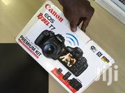 Canon Rebel T7 Ef-s 18-55mm +EF 75-300 And A Bag | Cameras, Video Cameras & Accessories for sale in Greater Accra, Darkuman