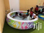 Intex Inflatable Family Size Swimming Pool | Toys for sale in Greater Accra, Tesano