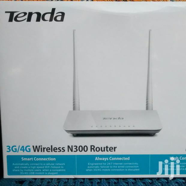 Archive: 3G/4G Tenda Wireless Router