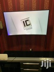 """Samsung Curved Tv 43"""" 