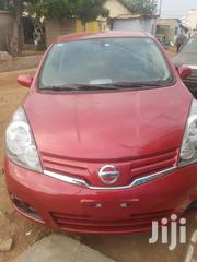 Nissan Note 2010 1.4 Red | Cars for sale in Greater Accra, East Legon