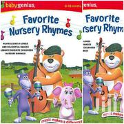 Baby Genius Favorite Nursery Rhymes Dvd Playful Sing A Longs | CDs & DVDs for sale in Greater Accra, Odorkor