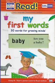 Your Baby Can Read My First Words 30 Words For Growing Minds | Books & Games for sale in Greater Accra, Odorkor