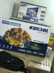 "40"" Curve BRUHM Satellite Tv 