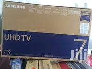 Samsung 43 Uhd 4k Smart Satellite Tv From Europe | TV & DVD Equipment for sale in Greater Accra, Accra Metropolitan