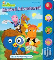 The Backyardigans Musical Adventures! (Little Popup Song Book) | Books & Games for sale in Greater Accra, Odorkor