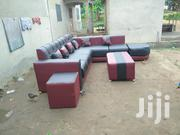 Stylish Desgien Nable Leather Sofa | Furniture for sale in Greater Accra, Adenta Municipal