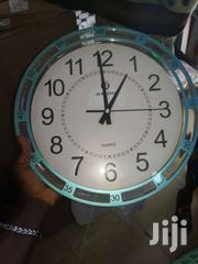 Round Clock Turquoise | Home Accessories for sale in Greater Accra, Airport Residential Area