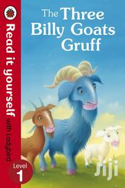 The Three Billy Goats Gruff Read It Yourself With Ladybird Level 1 | Books & Games for sale in Greater Accra, Odorkor