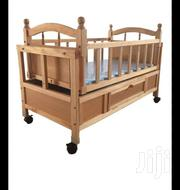 Wooden Manual Swing Cot | Children's Furniture for sale in Greater Accra, Adenta Municipal