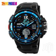 Anti Shock Skmei Dual Led Display Military Sports Watch | Watches for sale in Greater Accra, Achimota